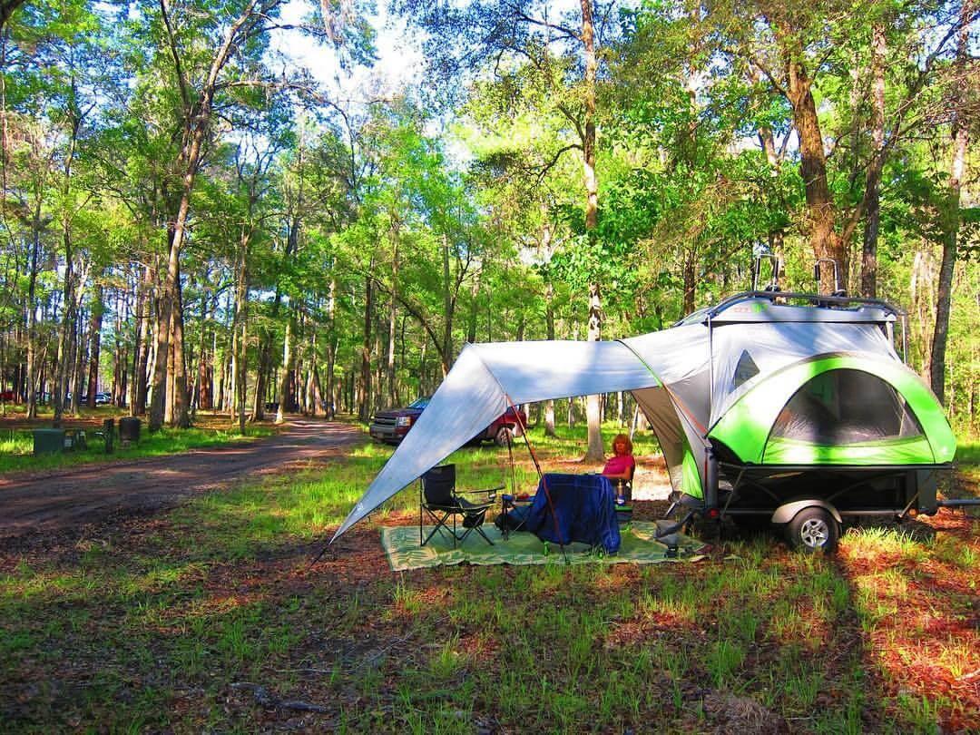 GO Pop Up Camping Tent