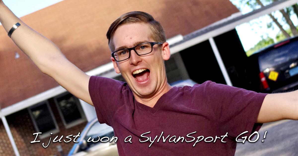 SylvanSport GO Camping Trailer Winner