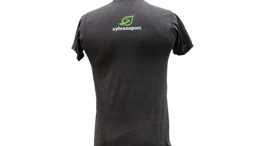 SylvanSport Logo T Shirt back
