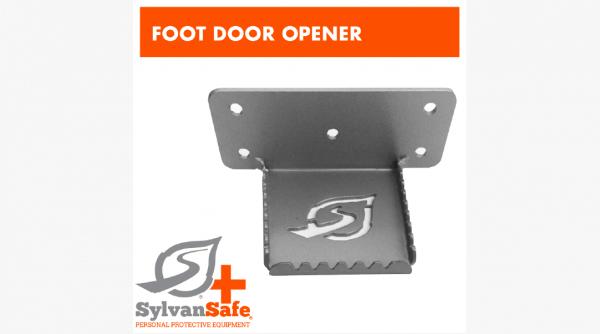 SylvanSafe door opener